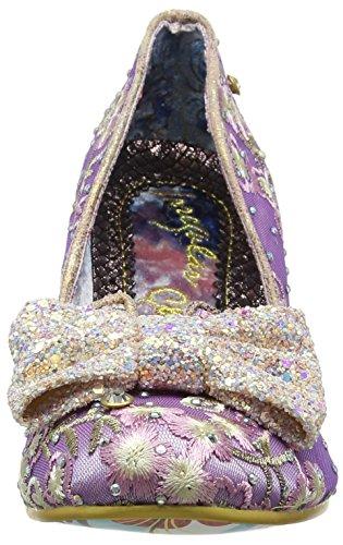 Escarpins Femme Violet Bleu Pink Choice Dazzle Av Lilac Razzle Irregular Fermé Bout qpUBtO