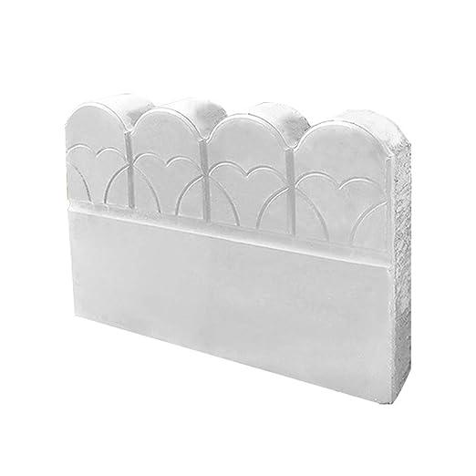 Recinzioni Per Giardino In Cemento.Giardino E Giardinaggio Recinzioni Decorative Yardwe Stampo Per La
