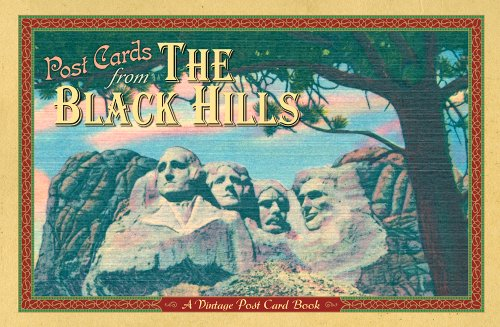 Post Cards from the Black Hills: A Vintage Post Card Book -