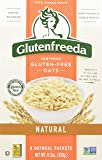 Glutenfreeda Certified Gluten-Free Oats Natural Oatmeal Packets - 8 CT (Net Wt. 11.2 oz)