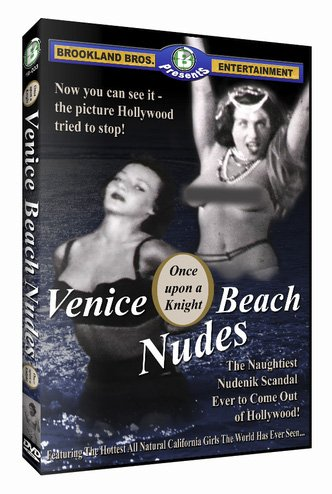 Venice Beach Nudes  Once Upon A Knight