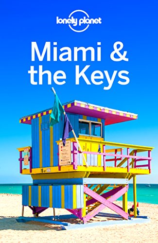 - Lonely Planet Miami & the Keys (Travel Guide)