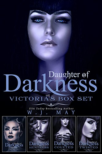 Daughter of Darkness - Victoria - Box Set: Vampire Shifter Paranormal Romance (Daughters of Darkness: Victoria's Journey)