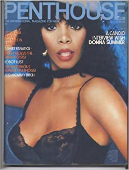 PENTHOUSE JULY 1979 DONNA SUMMER STOCK CAR HEROES THE MYSTERIOUS ADNAN KHASHOGGI AND MORE