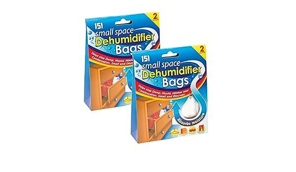 PLG - Bolsas deshumidificadoras (3 unidades): Amazon.es: Hogar