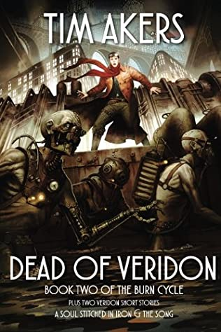 book cover of Dead of Veridon
