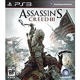 【HGオリジナル特典付き】PS3 Assassin's Creed III (English Version) アジア版