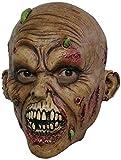 Child Size Zombie Mask Kids Walker Undead Mask Halloween