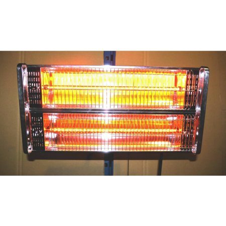 EnerG+ Dual Wattage 750- and 1500-Watt Wallmount Electric Infrared Heater