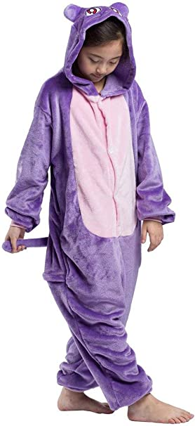 Kigurumi Unisexo Niños Animal Pijamas Carnaval Halloween ...