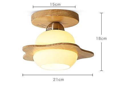 Lytsm soffitto illuminazione creativa semplice in stile