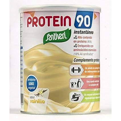 Proteína en polvo vainilla