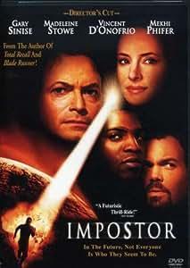 NEW Impostor (DVD)