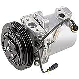 Brand New Premium Quality AC Compressor & A/C Clutch For Suzuki Esteem & Vitara - BuyAutoParts 60-00820NA New