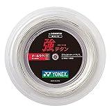 Yonex BG65TI Titanium Badminton String Coil 200M, Color- White