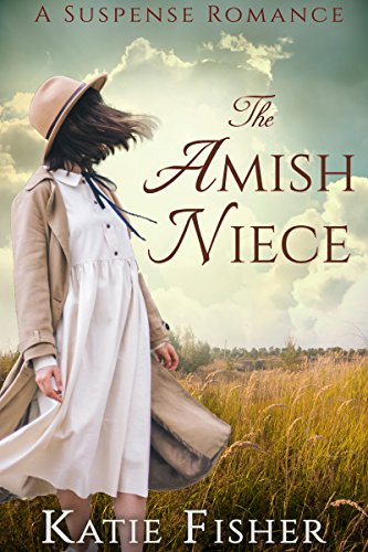 The Amish Niece: A Suspense Romance cover