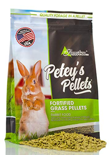 Petey's Fortified Grass Pellets - Rabbit Food ()