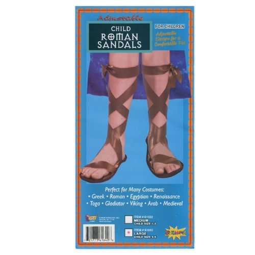 Toddler Roman Sandals (Kids Exclusive Costumes)
