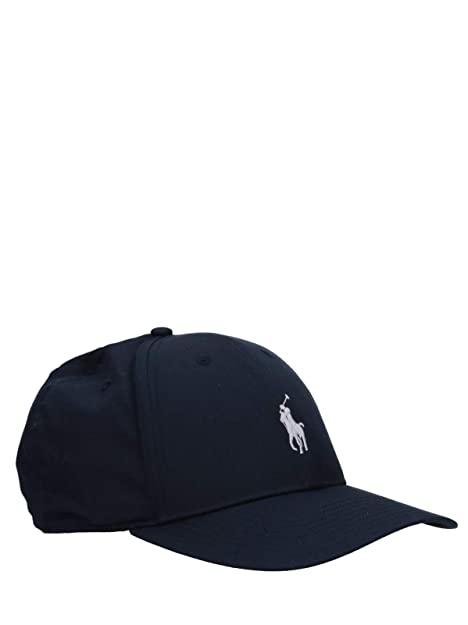 Gorra Polo RALPH LAUREN Performance Navy Unica Azul: Amazon.es ...