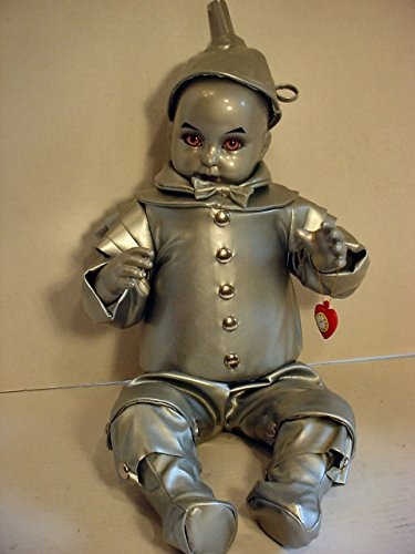 Marie Osmond Wizard of Oz Baby Tin Man Hand Numbered Porc...