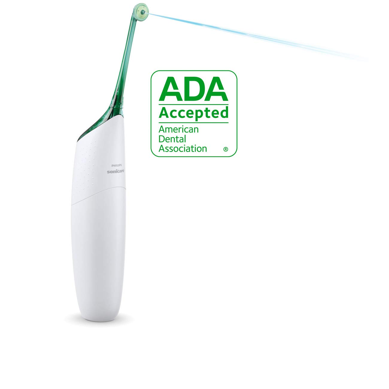 Philips Sonicare AirFloss Rechargeable Electric Flosser, HX8211/03 by Philips Sonicare