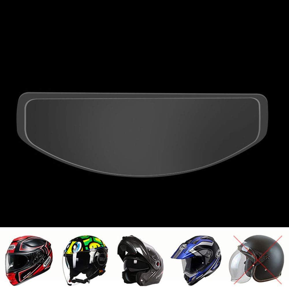Pel/ícula protectora universal para casco de motocicleta Tongdejing