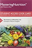 MasteringNutrition with MyDietAnalysis with Pearson EText -- Standalone Access Card -- for the Science of Nutrition 4th Edition