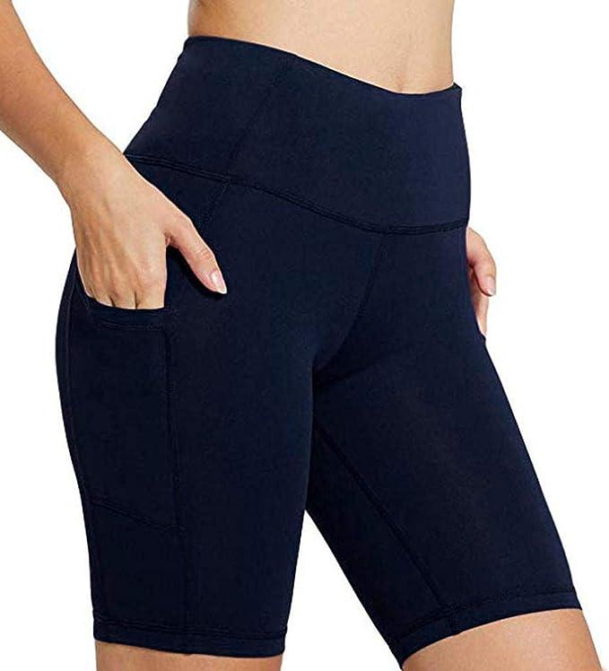 Leggings Mujer Fitness 2020 SHOBDW Cintura Alta Legging Yoga Mujer ...