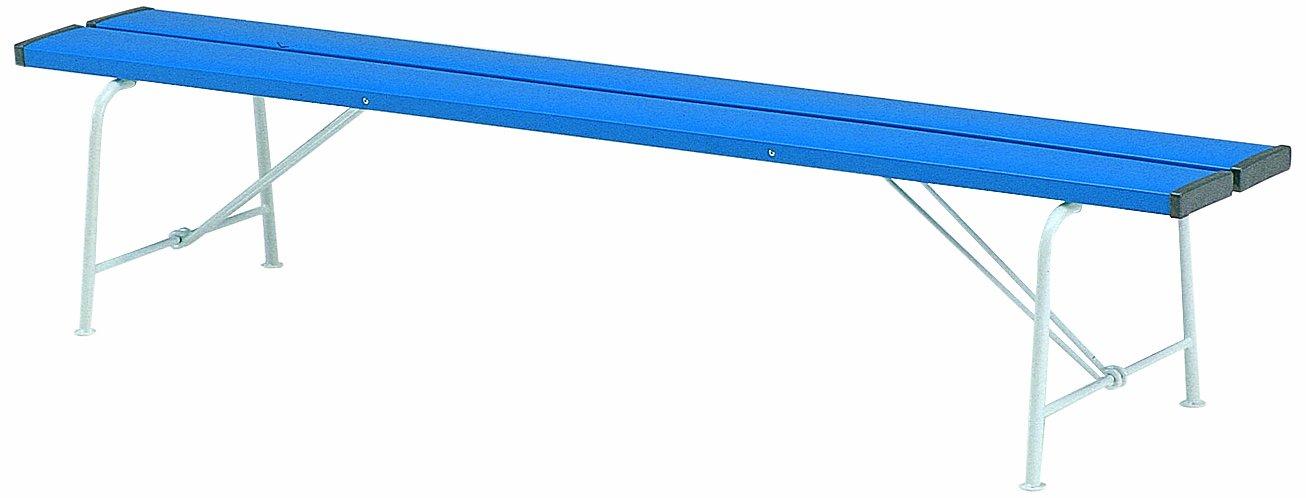 TOEI LIGHT(トーエイライト) 折りたたみスポーツベンチ180 B6186   B007SKHNLY