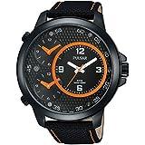 Pulsar - PX8007X1 - Montre Homme - Quartz Analogique - Bracelet Cuir Noir