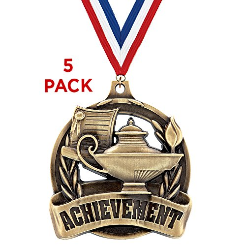 Crown Awards Achievement Medals -2