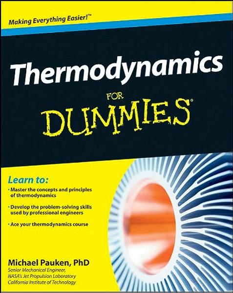 Thermodynamics For Dummies eBook: Mike Pauken: Amazon