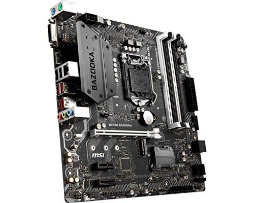 MSI Intel Coffee Lake DDR4 Onboard Graphics Micro-ATX