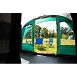 COLEMAN-Rocky-Mountain-5-Plus-Tenda-Unisex-Adulto-VerdeGrigio-Taglia-Unica