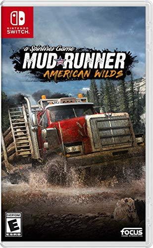 Spintires: Mudrunner - American Wilds Edition - Nintendo Switch