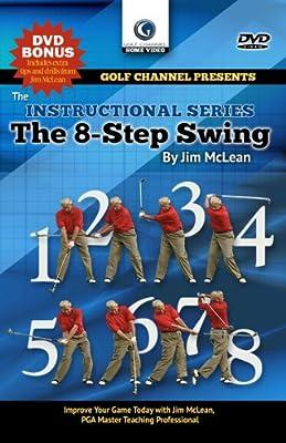 Booklegger Jim Mclean - The 8-Step Swing