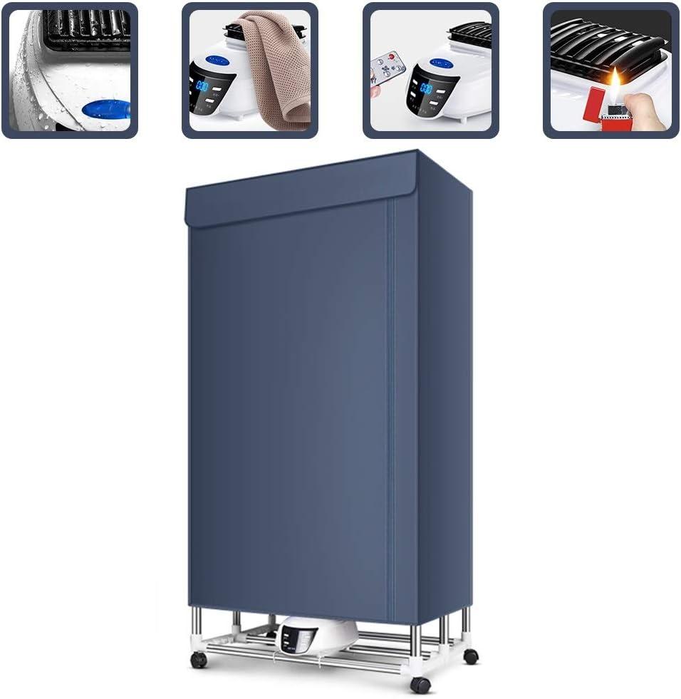 Secadora Grandes electrodomésticos Doméstica Rápida Pequeña Plegable Ropa Gran Capacidad Ventilador De Secado Rápido Ventilador De Alta Velo