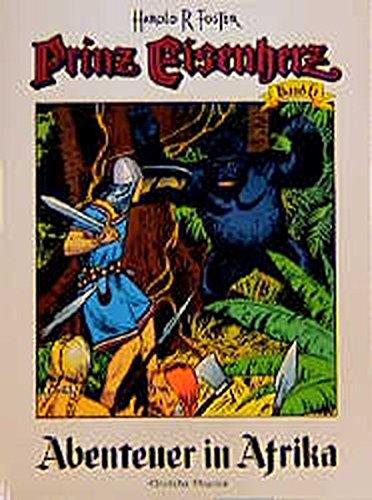 Prinz Eisenherz Bd.6 Abenteuer In Afrika