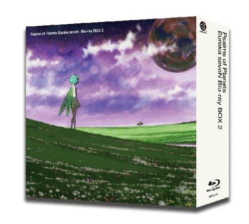 交響詩篇エウレカセブン Blu-ray BOX 2 (アンコールプレス版) B001KPWF2U