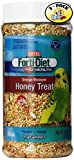 Kaytee Forti Diet Pro Health Parakeet Orange Blossom Honey Treats, 10-Ounce (Pack of 3)