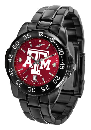 (Texas A&M Aggies Fantom Sport AnoChrome Men's Watch)