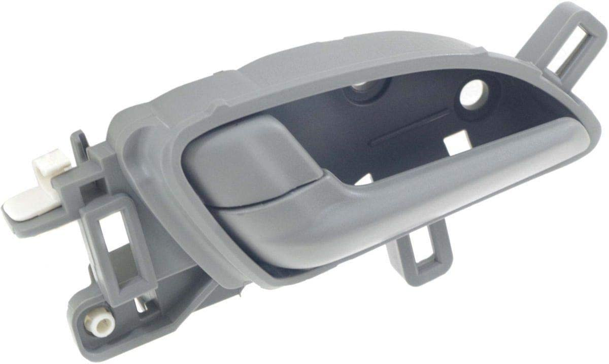 Interior Door Handle For 2010-2014 Honda Insight Rear Left Plastic