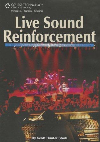 Live Sound Reinforcement Dvd - Hal Leonard Live Sound Reinforcement DVD