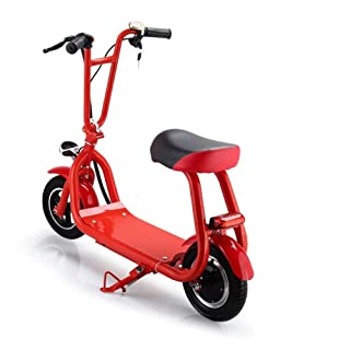 DDCX Mini Electric car Foldable Portable Travel Driver Bicycle Electric Scooter
