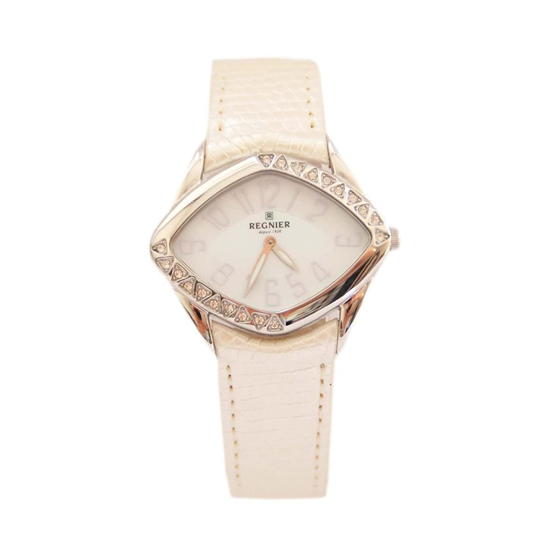 Waooh - Uhr Mit Diamantzifferblatt Hari - WEIß