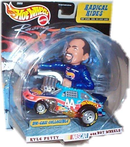 Hot Wheels Racing - NASCAR - Radical Rides - Kyle Petty #44