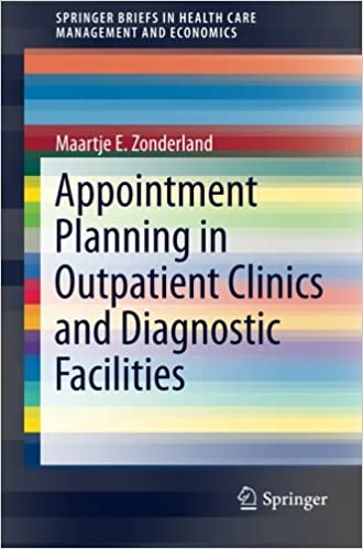 Appointment Planning in Outpatient Clinics and Diagnostic Facilities (SpringerBriefs in Health Care Management and Economics)