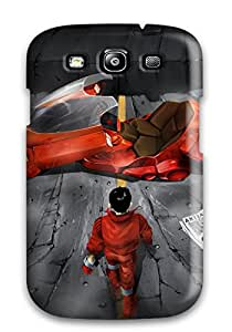 Tpu Case Cover Compatible For Galaxy S3/ Hot Case/ Akira