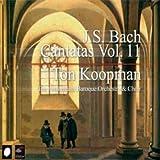 J. S. Bach - Cantatas, Vol 11
