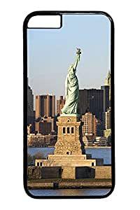 iphone 6 4.7inch Cases & Covers Statue Of Liberty New York Custom PC Hard Case Cover for iphone 6 4.7inch black